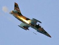 Esad yönetimi IŞİD uçaklarını yok etti