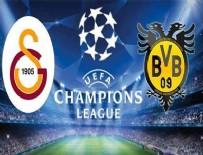 ŞAMPIYONLAR LIGI - Galatasaray Dortmund maçı hangi kanalda?