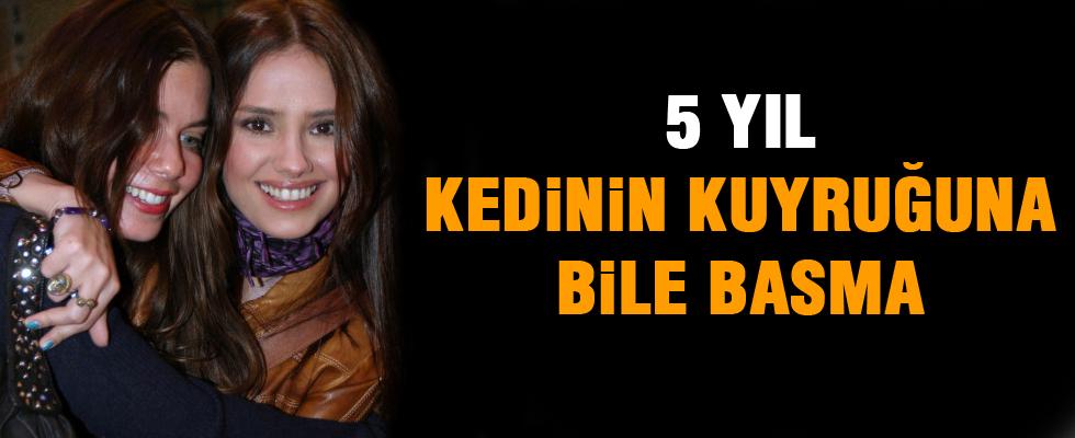 Nehir Erdoğan'a hapis cezası