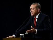 Erdoğan'dan silah yardımına tepki