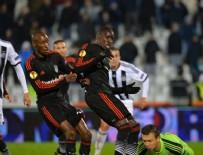 Beşiktaş'tan Belgrad'da dört dörtlük zafer
