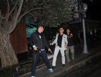 Van Damme Reina'da olay çıkardı