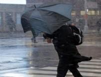 İstanbul'a şiddetli fırtına ve yağış uyarısı