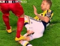 Fenerbahçe'de kırmızı kart isyanı