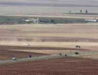 Türkiye-Suriye sınırında inanılmaz olay