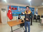 KAVAKYOLU - Erzincan Tff De Amatör Futbol Müsabakaları Kura Çekimi Yapıldı