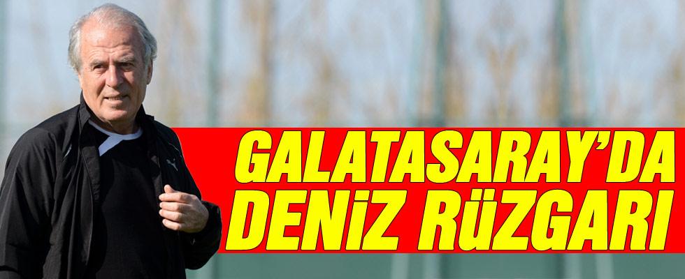 Galatasaray'da Denizli rüzgarı