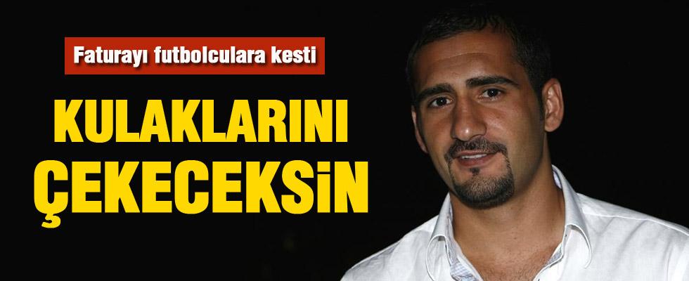 Ümit Karan: Futbolcuların kulağı çekilmeli