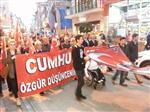 OSMAN GÜNGÖR - Chp'den Cumhuriyet Yürüyüşü