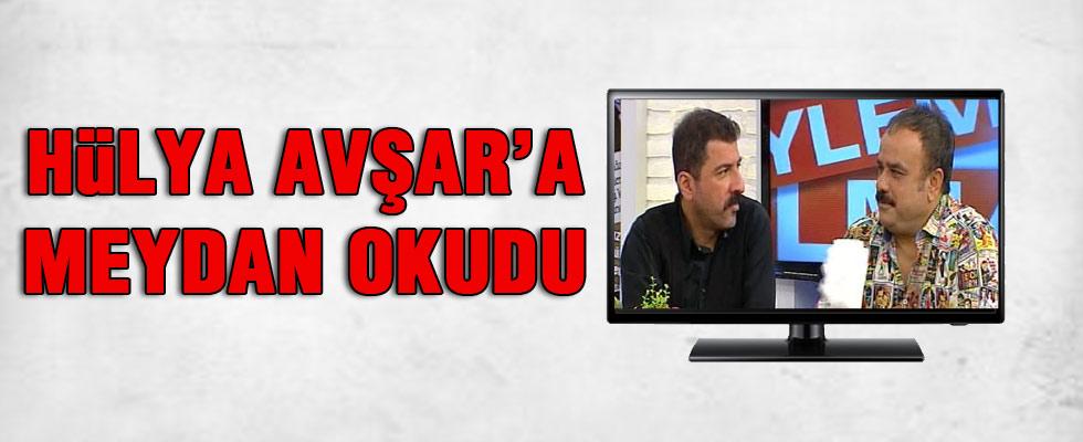Bülent Serttaş: Hülya Avşar'ı perişan ederim