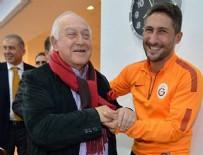 Galatasaray'da yüzler gülmeye başladı