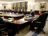 MGK Erdoğan başkanlığında ilk kez toplandı