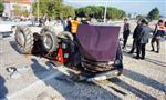 HALIL UZUN - Sarıgöl'de Trafik Kazası Açıklaması