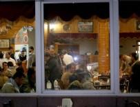 Urfa'da yemek yiyen peşmergeler hesabı ödemedi
