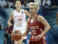BASKETBOL MİLLİ TAKIM - Türkiye yarı finalde elendi