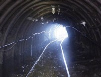 Bir madende daha göçük