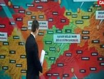 SEVİLAY YÜKSELİR - Gülen örgütünün Türkiye haritası! Bakın kaç bölge var...