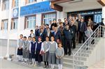 Yozgat'ın Kadışehri ve Saraykent İlçelerinde Eğitim Seferberliği