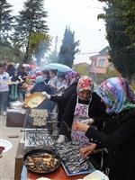 Armutlu'da Balık-ekmek Festivali