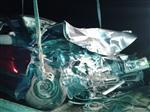 (özel Haber) Tekirdağ'da Kaza Açıklaması