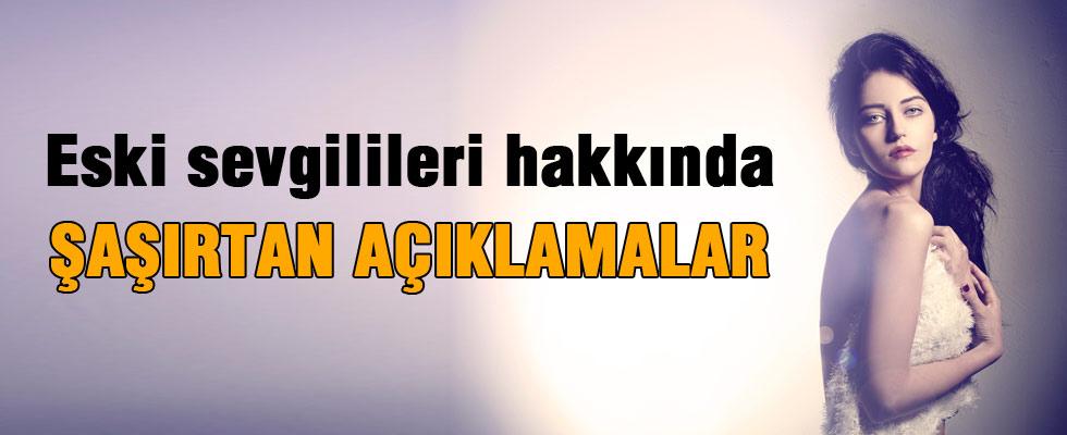 Tuğba Melis Türk eski aşkları hakkında konuştu