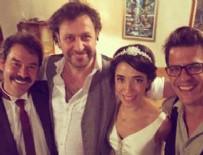 NEJAT İŞLER - Fikret Kuşkan'ın nikahından ilk kare