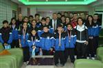 ÇIKRIKÇILAR - Yunusemre Belediyespor Başarıya Doymuyor