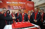 """SERTAP ERENER - Ülker 70'inci Yılını 'Mutlu Et, Mutlu Ol"""" Kampanyası İle Kutluyor"""