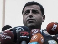 Selahattin Demirtaş: CHP'nin önerileri olsun