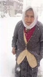 80 Yaşındaki Kadın Kayıp
