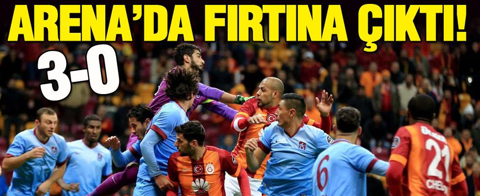 Galatasaray kabus g�rd�