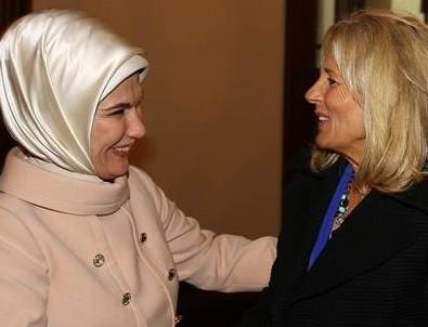 Jill Biden : Yeni Türkiye'den memnunum