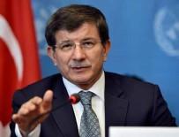 Davutoğlu: Kılıçdaroğlu bunu örtmek için MİT'e yükleniyor
