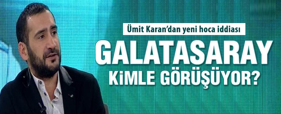 Ümit Karan: Galatasaray Hikmet Karaman ile anlaşacak