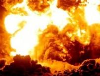 Voleybol sahasında intihar saldırısı