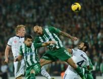 Bursaspor: 1 Fenerbahçe: 1