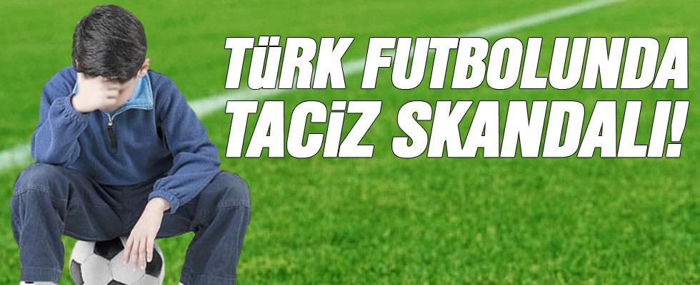 Türk Futbolu Amatör Liginde Taciz Skandalı