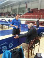 ZEKİ BULUT - Büyükşehirli Masa Tenisçiler, Beş Galibiyet Aldı
