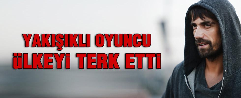 İbrahim Çelikkol Türkiye'den de ayrıldı