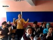ÖĞRETMENLER GÜNÜ - Okul 'Muallim' ile coştu