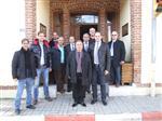 Yunan Misafirler Şarköy Belediyesi'ni Ziyaret Etti