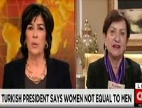 ABD yanıyor, CNN'den Amanpour'un derdi Erdoğan