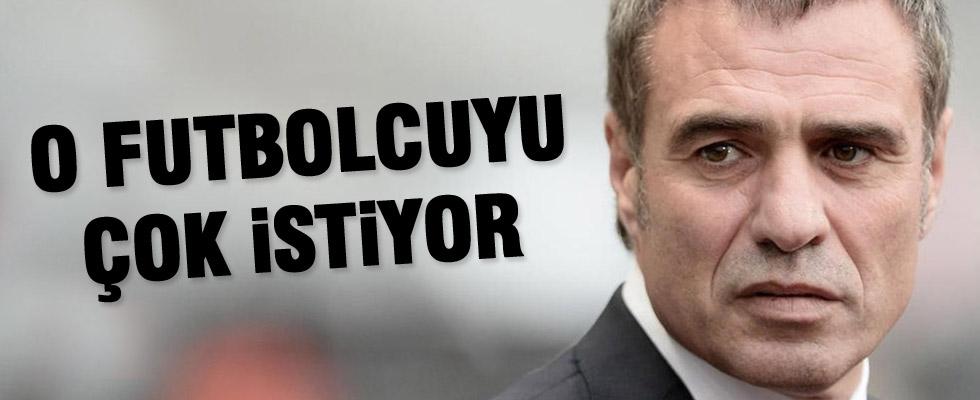 Ersun Yanal Erkan Zengin'i istiyor