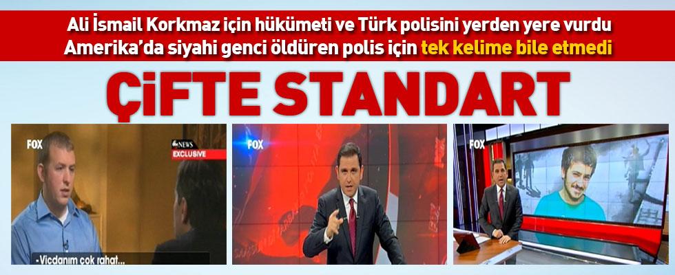 Fatih Portakal'dan çifte standart