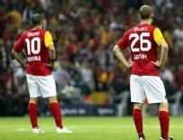 Galatasaray 2 gol daha yerse ...
