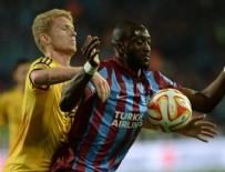 Trabzonspor: 3 Metalist Kharkiv: 1