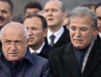 Mehmet Ali Şahin eşini gözyaşları içinde toprağa verdi