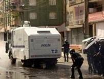 Polise 5 noktada eşzamanlı saldırı