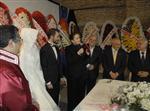 KAYNANALAR - Akşener Eskişehir'de Nikah Şahidi Oldu