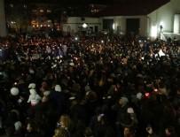 Binlerce kişi Tuğçe Albayrak için toplandı!